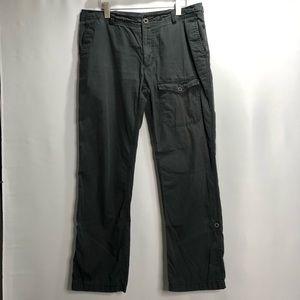 EXPRESS Gray Cargo Pants Size 32